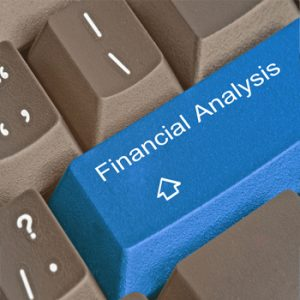 Financial Analysis Marketing Consultant